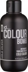 Colour Bomb Cold Silver (250ml)