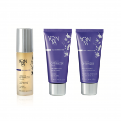 Advanced Optimizer paketti (creme+serum+gel lift)